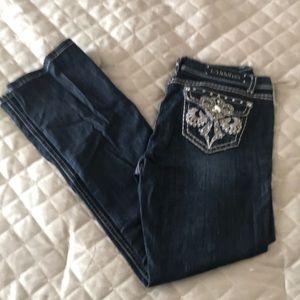 Woman's LA Idol jeans 37x34